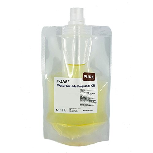 Water-Soluble Fragrance Oil PURE 50ml Pouch (Curry) from F-JAS