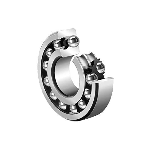 FAG 3304-BD-2HRS-TVH Double Row Angular Contact Bearing from FAG