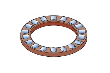 FAG NJ310-E-TVP2 Cylindrical Roller Bearing from FAG