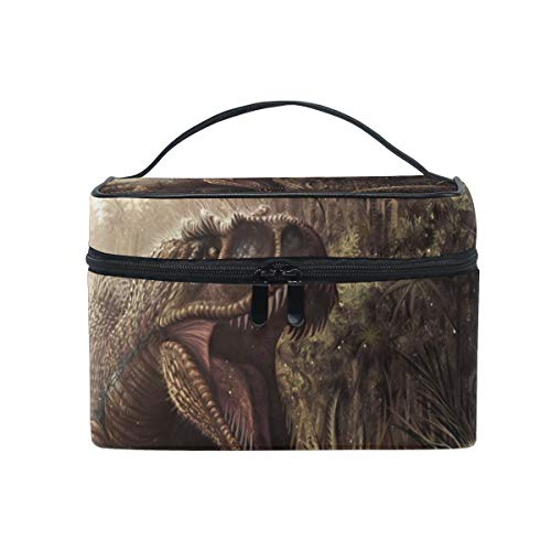 FANTAZIO make up pouch cheap Ancient Age Danger Animal Dinosaur make up Organizer from FANTAZIO