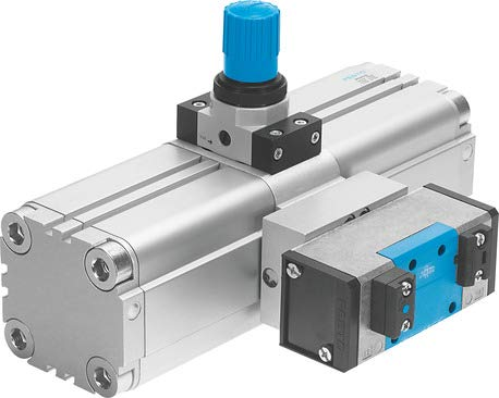 Festo DPA-63-10 Pressure Booster, G 3/8-inch Connection, 63 mm Piston Diameter from FESTO