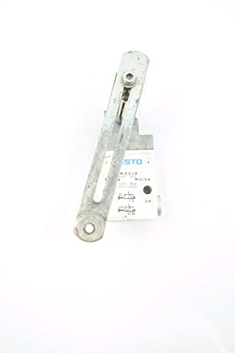 Festo RW/O-3-1/8 Swivel Lever Valve, G1/8 Connector from FESTO