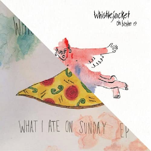 Oh Brother / What I Ate On Sunday [VINYL] from FIERCE PANDA