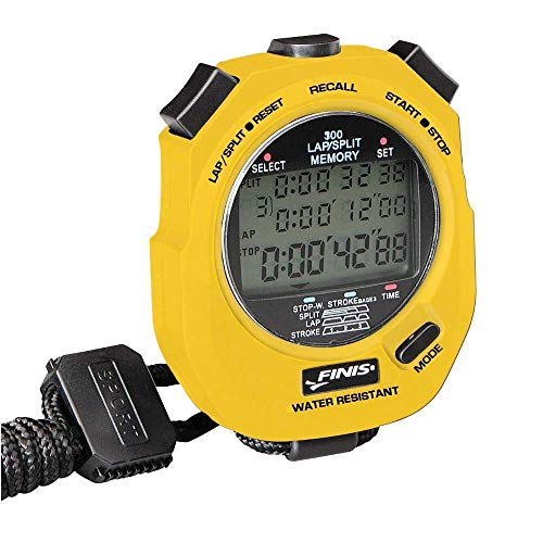 FINIS 3X300 Memory Stopwatch from FINIS
