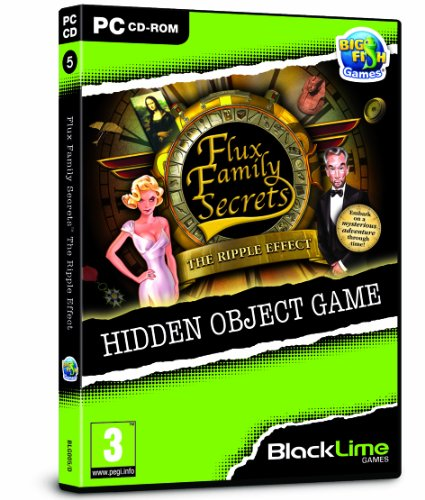 Flux Family Secrets: The Ripple Effect (PC CD) from FOCUS MULTIMEDIA