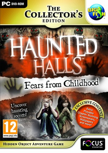 Haunted Halls 2: Fears from Childhood - Collector's Edition (PC DVD) from FOCUS MULTIMEDIA