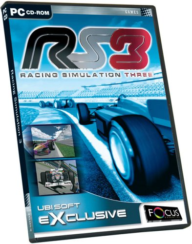 Racing Simulation 3 (PC CD) from FOCUS MULTIMEDIA