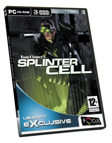 Tom Clancy's Splinter Cell (PC) from FOCUS MULTIMEDIA