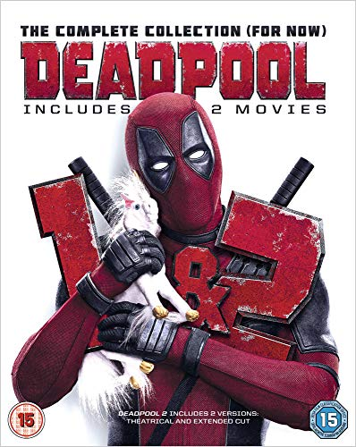 Deadpool Double Pack [Blu-ray] from FOX