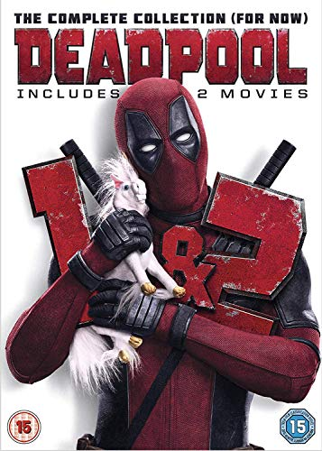 Deadpool Double pack [DVD] from FOX
