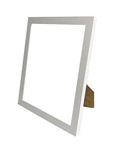 FRAMES BY POST 25mm wide H7 White Picture Photo Frame 12 x 8 Inch from FRAMES BY POST