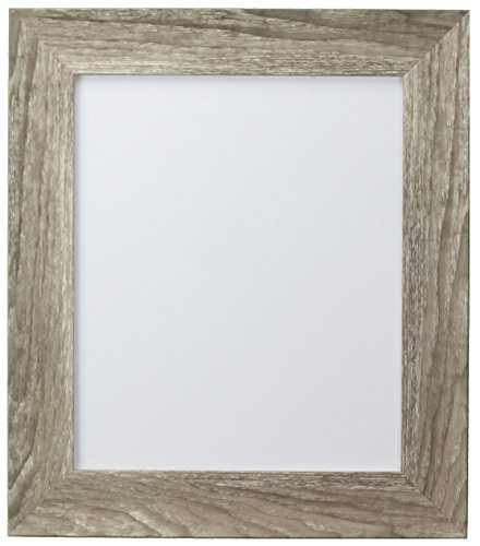 FRAMES BY POST Hygge Picture Photo Frame, Plastic Glass, Grey Ash, 24 x 18 Inch from FRAMES BY POST