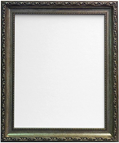 FRAMES BY POST AP-3025 Silver Picture Photo Frame 45 x 30 cm from FRAMES BY POST