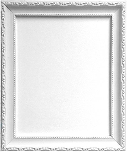 FRAMES BY POST Shabby Chic White Picture Photo Frame 18 x 14 inch from FRAMES BY POST