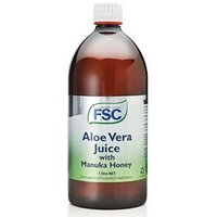 FSC Aloe Vera Juice with Manuka Honey 500ml from FSC