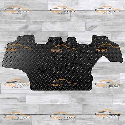 FSW - Tailored Tractor Mat - Tsa/T6000/T7000 - Heavy Duty 3MM Rubber | Anti SlipTractor Floor Mat, Anti Slip Backing, Edged With Black Cloth Binding - 1Pc Floor Mat Only from FSW
