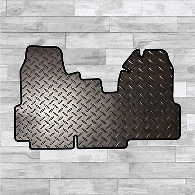 FSW Transit Van 2006-2010 Tailored 3MM Waterproof Rubber Heavy Duty Floor Mat from FSW
