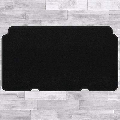 FSW Yaris 2006-2011 Rear Boot Liner Protector Mat Black Tailored Carpet Car Rear Boot Liner Protector Mat Black Black from FSW