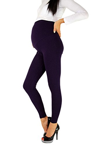 Futuro Fashion Maternity Leggings Full Ankle Length Cotton Leggings Very Comfortable All Sizes from FUTURO FASHION
