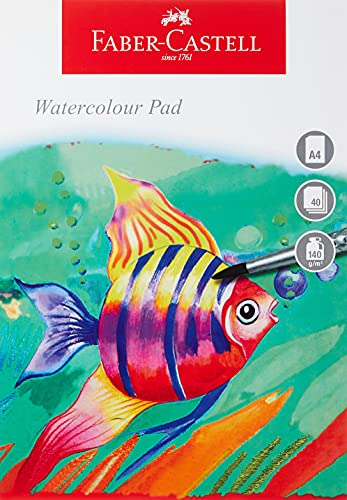 Faber-Castell A4 Watercolour Pad from Faber-Castell