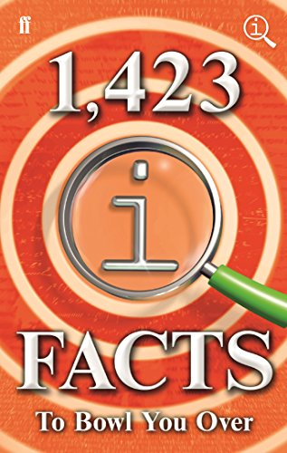 1,423 QI Facts to Bowl You Over from Faber & Faber