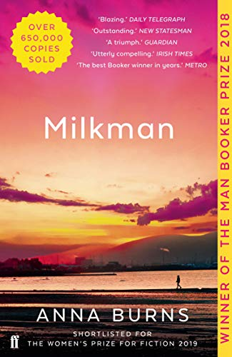 Milkman from Faber & Faber