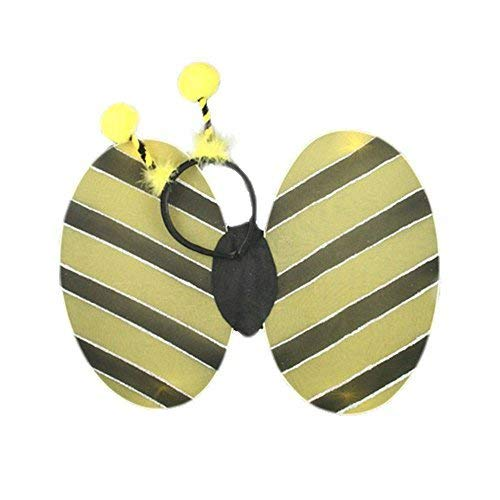 Bumble Bee Set of Wings and Deeley Bopper.Size 35 X 25 X 2.8 Centimetres.I9232 (Costume) from Bumble
