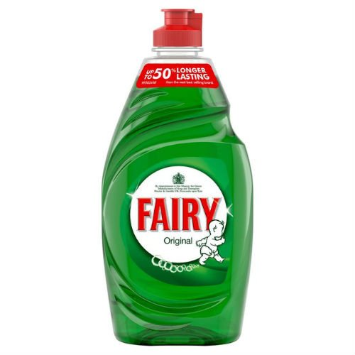 Fairy Original Washing Up Liquid 433ml Case of 6 from Fairy