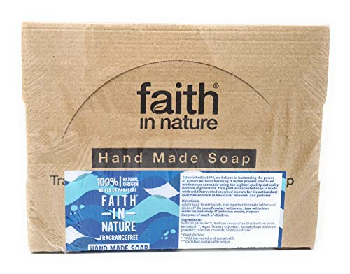 Faith In Nature Soap Seaweed Box Of 18 from Faith In Nature