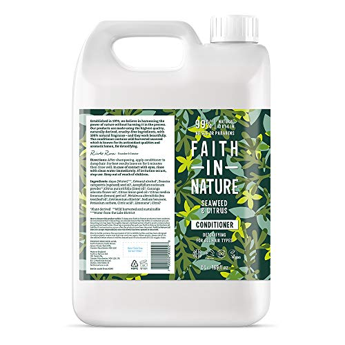 Faith in Nature Seaweed Bulk Conditioner 5Litre from Faith In Nature