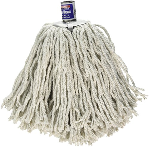 Faithfull BRMOP16  No.16 Cotton Socket Mop Head from Faithfull