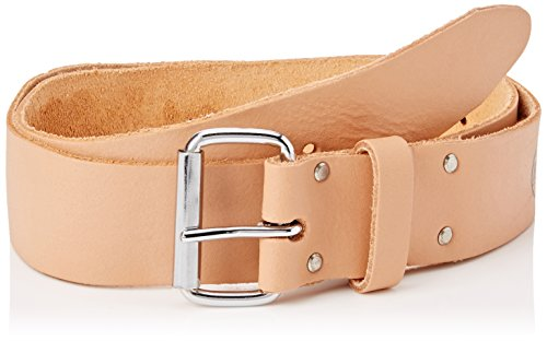 Faithfull LB134 Heavy-Duty Leather Belt 45mm and 1.3/4-inch from Faithfull