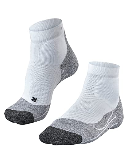 FALKE Men's Tennis TE2 Short Socks, White (White-Mix 2020), UK 8-9 (EU 42-43 Ι US 9-10) from FALKE