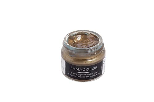 Famaco Unisex-Adult Famacolor Dye Cream Colours and Dyes Metallic Mordore Light Bronze 15.00 ml from Famaco