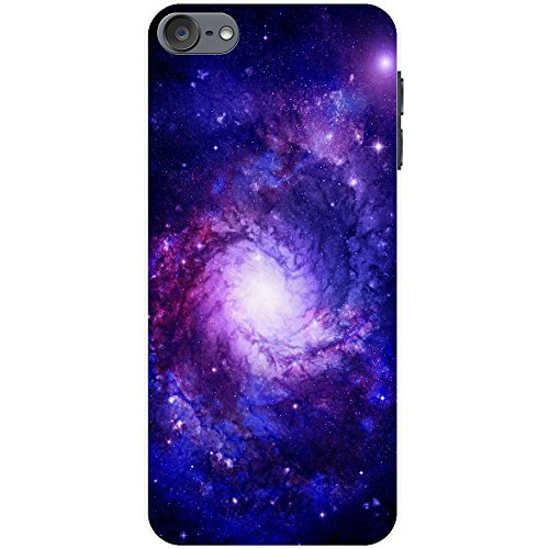 Fancy A Snuggle Swirling Stars Nebula Snap-on Hard Back Case iPod Cover for Apple iPod Touch 6th Generation from Fancy A Snuggle
