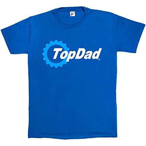 Fancy A Snuggle Top Dad Funny Father's Day Birthday Gift Royal Blue Mens Cotton Short Sleeve T-Shirt Size XXL 2XL from Fancy A Snuggle