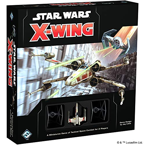 Fantasy Flight Games X-Wing Second Edition from STAR WARS