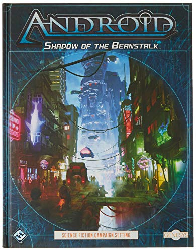 Fantasy Flight Games Shadow of the Beanstalk: Android Genesys RPG Sourcebook from Fantasy Flight Games