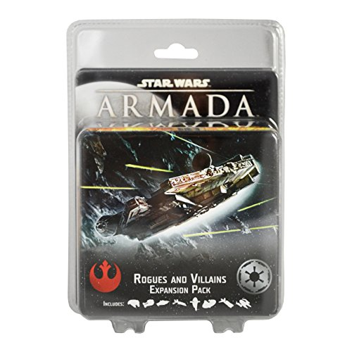Fantasy Flight Games Star Wars Armada: Rogues and Villains Expansion Pack from Fantasy Flight Games