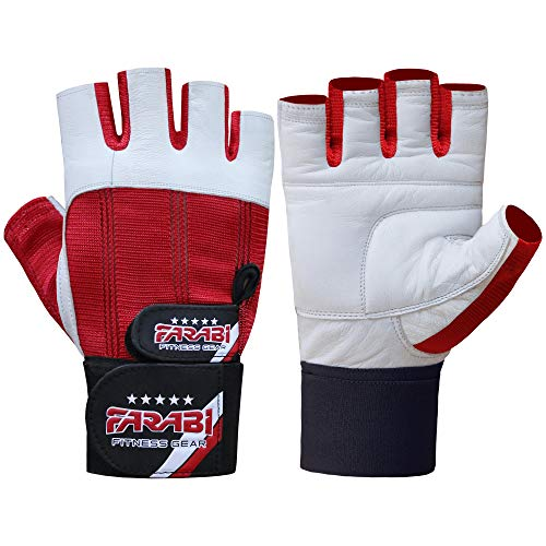 Farabi Neo-Gel padded Gym Glove Fitness Gloves gym gloves men gym gloves women gym gloves with wrist support weight lifting gloves men weight lifting gloves women fitness gloves for men fitness gloves from Farabi