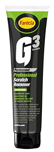 G3 Pro 7163 150ml G3 Professional Scratch Remover Paste from G3 Pro