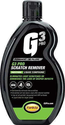 G3 Pro 7164 500ml G3 Professional Scratch Remover Liquid from G3 Pro