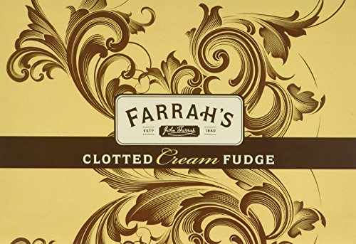 Farrah's of Harrogate Clotted Cream Fudge 170 g from Farrah's of Harrogate