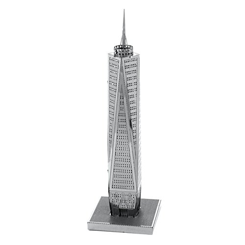 Metal Earth One World Trade Centre Model Kit from Fascinations