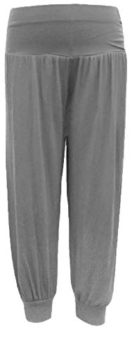 New Children's Girl's Harem Ali Baba Baggy Pants Trousers Ages 7-8, 9-10, 11-12 & 13 from Fashion Oasis