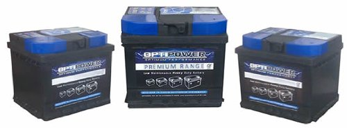 Fastcar 75 Heavy Duty 12V 075 Car Battery from Fastcar