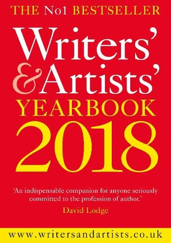 Writers' & Artists' Yearbook 2018 (Writers' and Artists') from Bloomsbury Yearbooks