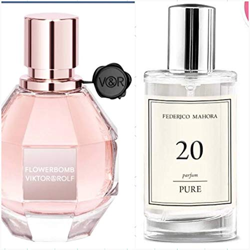 FM 20 Federico Mahora Pure Collection for Women 50 mililiters from Federico Mahora