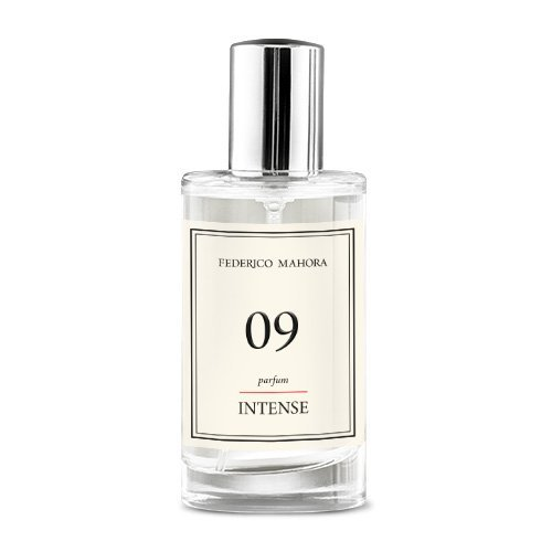 FM BY FEDERICO MAHORA Perfume No 09 Intense Collection for Women 50 ml... from Federico Mahora