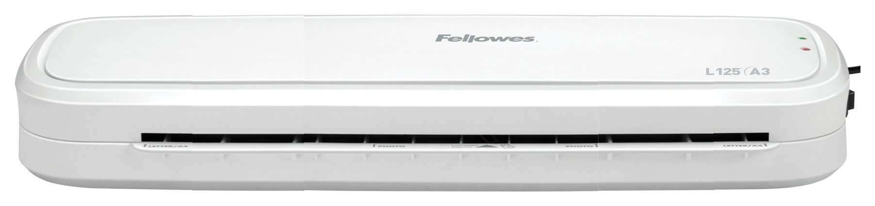Fellowes L125 A3 Laminator and 10 A4 Pouches from Fellowes brands